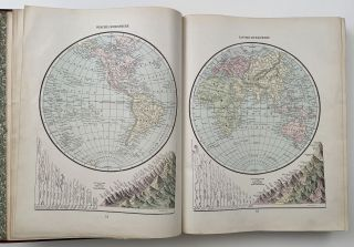 Cram's Superior Atlas of the World Indexed. (Cover title: Cram's Superior Family Atlas. The...