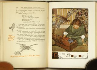 The Mary Frances Sewing Book or Adventures Among the Thimble People.