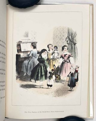 The Queen of the Dolls as told By the Dolls Themselves. (Dust jacket title: La Reine des Poupees).