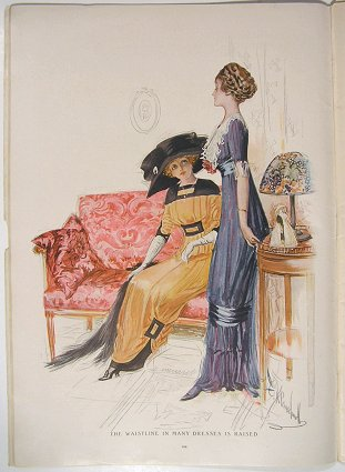 The Delineator. 1910 - 10. FASHION