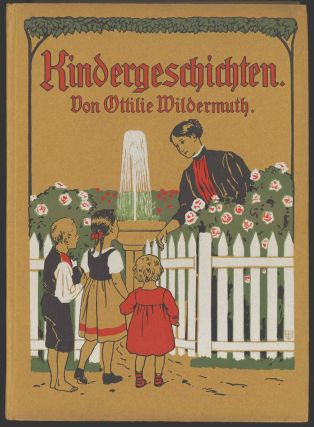 Kindergeschichten. [Children's Stories]. GERMAN, Ottilie Wildermuth