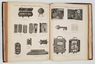 Electric Railway Dictionary. Definitions and Illustrations of the Parts and equipment of...