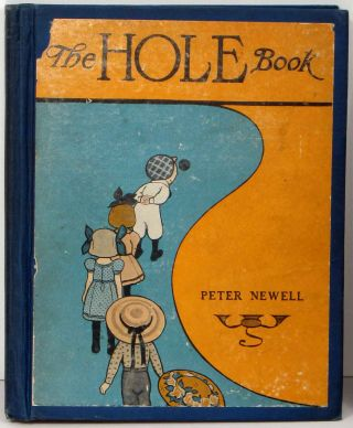 The Hole Book. Peter NEWELL