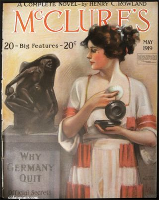 McClure's. 1919 - 05. NEYSA MCMEIN.