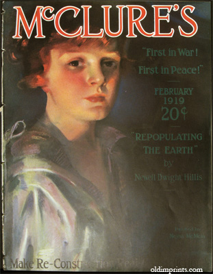 McClure's. 1919 - 02. NEYSA MCMEIN.