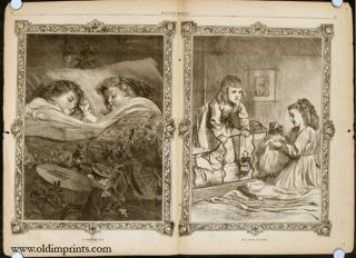 Harper's Weekly. COMPLETE ISSUE, Front cover illustration: Worn Out. CHRISTMAS / POLITICAL / TOYS