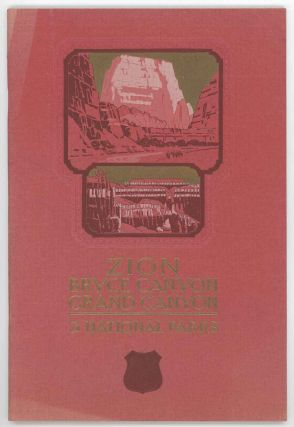 Zion Grand Canyon Bryce Canyon National Parks. The Cedar Breaks Kaibab National Forest. Issued...