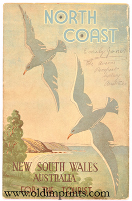 North Coast. New South Wales Australia. For the Tourist.