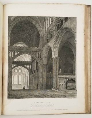 An Historical Account, of the Episcopal See, and Cathedral Church, of Sarum, or Salisbury:...