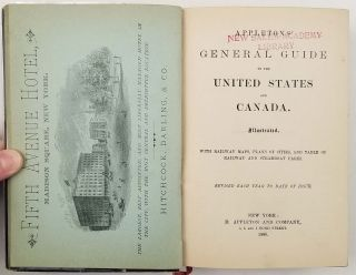 Appletons' General Guide to the United States and Canada.
