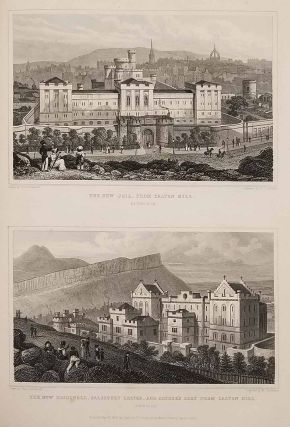 Modern Athens! Displayed in a Series of Views: or Edinburgh in the Nineteenth Century: Exhibiting...