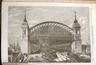 The Illustrated London News. 1866 - (07 - 12). July to December. ONE VOLUME.