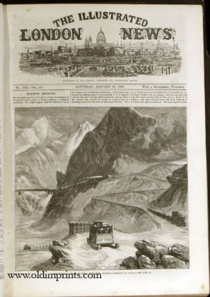 The Illustrated London News. 1869 - (01 - 06). January 2 to June 26.