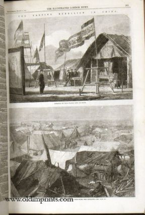 The Illustrated London News. 1864 - (01 - 06). January 2 to June 25. ONE VOLUME.