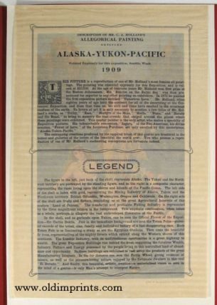 Reproduction of the Alaska-Yukon-Pacific Allegorical Painting.