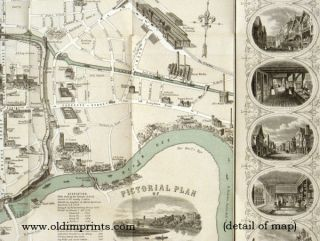Pictorial Plan of Chester.