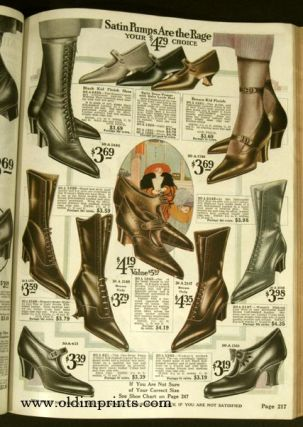 The National Money-Saving Style Book. Fall and Winter 1921 -1922.