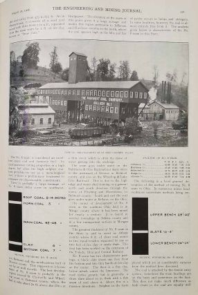 The Engineering and Mining Journal. Volume LXXXII. July to December 1906.