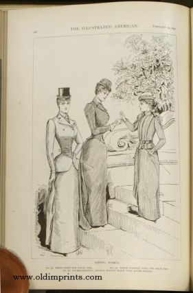 The Illustrated American. December 26, 1891 to March 26, 1892.