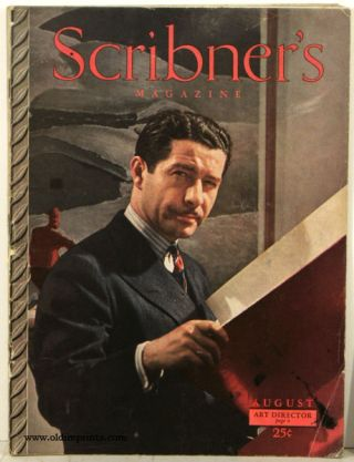 Scribner's Magazine. 1937 - 08. PHOTOGRAPHY