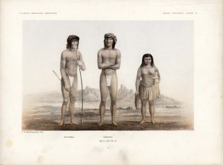Mojaves. COLORADO - MOJAVE NATIVE AMERICAN INDIANS