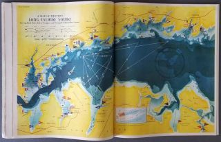 """Fortune Magazine. August 1939. [including persuasive map """"Geography for the G.O.P."""" by Erik Nitsche]."""