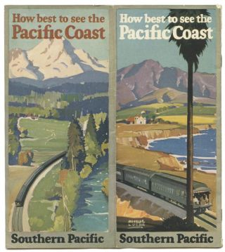 How best to see the Pacific Coast. SOUTHERN PACIFIC / PACIFIC COAST