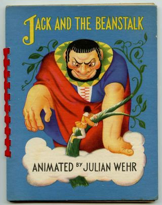 Jack and the Beanstalk. JULIAN WEHR, Martha Paulsen