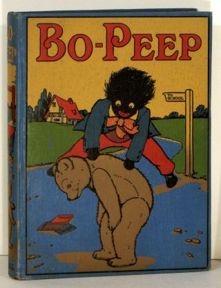 Bo-Peep. A Picture-Book Annual for Little Folks. CHILDREN