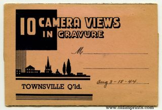 10 Camera Views in Gravure. Townsville Q'ld. AUSTRALIA - QUEENSLAND.