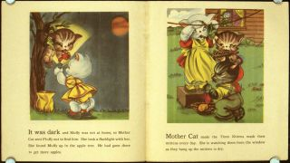 Stories of the Three Little Kittens.