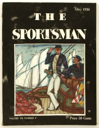 The Sportsman. 1930 - 05 (May). GOLF / SAILING, Richard Ely Danielson