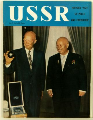 USSR Illustrated Monthly. 1959 - 11. SOVIET UNION