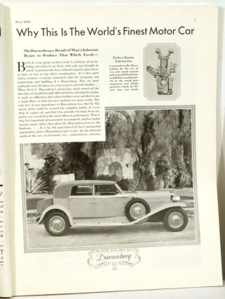 The Sportsman. 1930 - 07 (July).