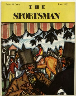 The Sportsman. 1931 - 06 (June). GOLF / YACHTING, Richard Ely Danielson