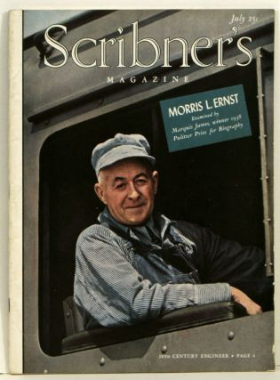Scribner's Magazine. 1938 - 07 (July). RAILROAD.