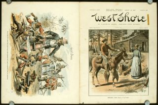 West Shore. An Illustrated Journal.