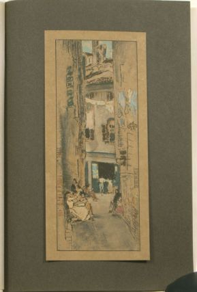 The Studio. An Illustrated Magazine of Fine & Applied Art. 1904 - 06 - 15. JAMES WHISTLER,...