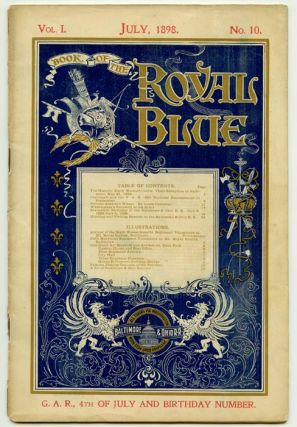 Book of the Royal Blue. 1898 - 07 (July). B, O RAILROAD