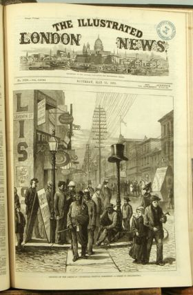 The Illustrated London News. 1876 - (01 - 06). January to June. ONE VOLUME.