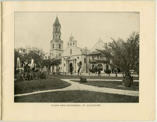 St. Augustine and Vicinity.