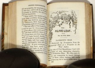 The Olive Leaf for 1857.