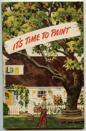 It's Time to Paint. What to do and how to do it! MID-CENTURY PAINT / DECORATING