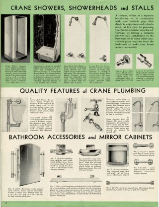 Quality Plumbing and Heating Equipment for the Small Home.
