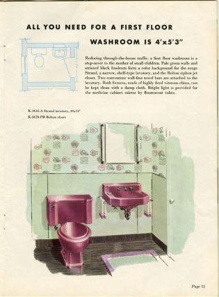 First Quality Plumbing Fixtures. MID-CENTURY PLUMBING AND HEATING