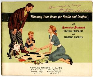 Planning Your Home for Health and Comfort.