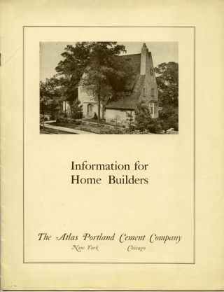Information for Home Builders.