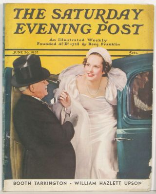 The Saturday Evening Post. 1937 - 06 - 26. SHORT FICTION AND NON-FICTION
