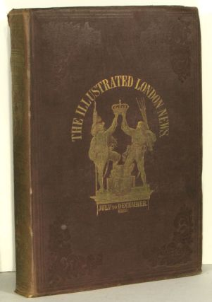 The Illustrated London News. 1868 - (07 - 12). July to December. BOUND VOLUME.