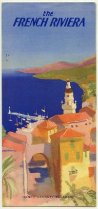 The French Riviera. French Railways.